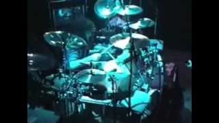 Mark Zonder w/Fates Warning - Leave The Past Behind - Drum Angle