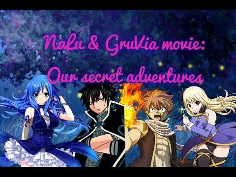 "NaLu and Gruvia: ""Our secret adventures"" Part 2"