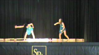 Contemporary Routine 2011 - Fix You & Distict Sleeps Alone Tonight