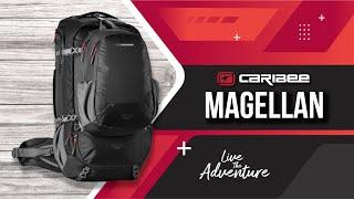 Caribee Magellan 75 RFID / Black (6931) - відео 1