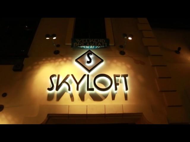 DJ RICKY ROCKS @ SKYLOFT (Laguna Beach, CA)