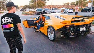 Confronting Lady For Stealing My Lamborghini!