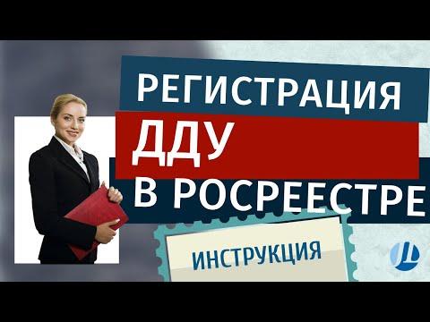 Юридическая помощь: регистрация ДДУ