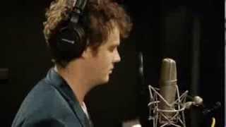Evermore in the FoxFM studios