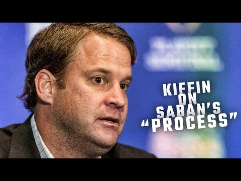 Lane Kiffin recalls Nick Saban's strict style and
