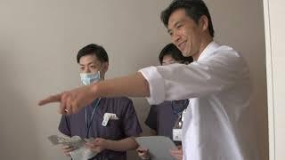 ある日の初期臨床研修医/工藤正裕先生、細見信悟先生/2020年8月25日