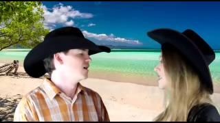 Sea of Heartbreak - Jenny Daniels & Donny Nichol singing (Jimmy Buffett & George Strait Cover)