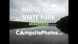 Moose Lake State Park, Minnesota