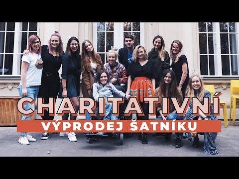TÝDENNÍ VLOG #16 | Charitativní bazárek a co teď chystáme!