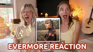 EVERMORE - Taylor Swift: REACTION VIDEO