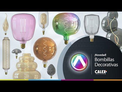 💡 Bombillas decorativas vintage grandes