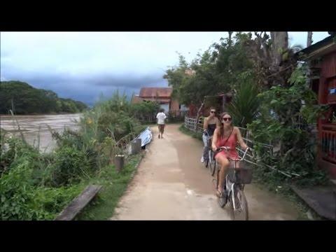 Don Det, Laos, Four Thousand Islands 2016
