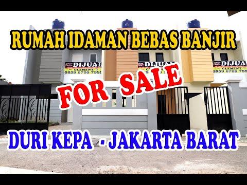 Ruko Dijual Srengseng, Jakarta Barat 11630 WLM20070 www.ipagen.com