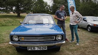 video: Watch: the finest everyday motors of yesteryear at the Festival of the Unexceptional classic car show