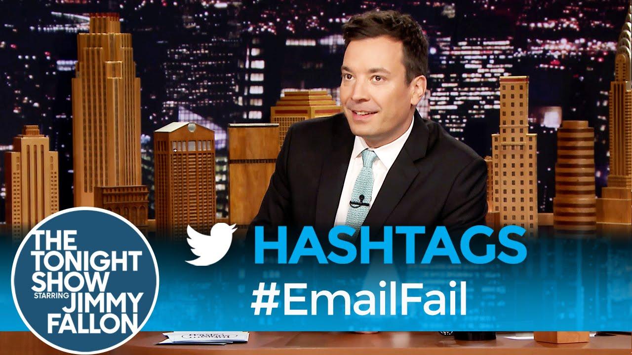 Hashtags: #EmailFail thumbnail