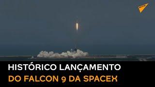 Assista #AOVIVO à segunda tentativa de lançamento da nave Crew Dragon da SpaceX com os astronautas da NASA Bob Behnken e Doug Hurley a partir da Flórida rumo a Estação Espacial Internacional.  Se inscreva: https://www.youtube.com/c/SputnikBrasilVideo  Siga a Sputnik Brasil também em outras plataformas: Página oficial: https://br.sputniknews.com/  Facebook: https://www.facebook.com/OfficialSputnikBrasil/ Twitter: https://twitter.com/sputnik_brasil  A Sputnik é uma das maiores mídias internacionais. Ela reúne sites na Internet em 32 idiomas, centrados em vários países e regiões, emissoras de rádio analógica e digital em russo, inglês e francês e em outros idiomas em 95 cidades do mundo e na Internet. Os feeds de notícias da Sputnik trabalham 24/7 para fornecer informação em inglês, árabe, espanhol, chinês e persa às edições mais importantes do mundo. O público leitor da Sputnik supera 60 milhões de usuários mensais, no Weibo, são quase 9 milhões de pessoas que subscreveram-se na Sputnik China. Mais de mil funcionários de dezenas de nacionalidades trabalham em 22 redações da Sputnik em vários países do mundo, de Pequim a Montevidéu. A Sputnik faz parte do grupo midiático Rossiya Segodnya. A sede da Sputnik é situada em Moscou.