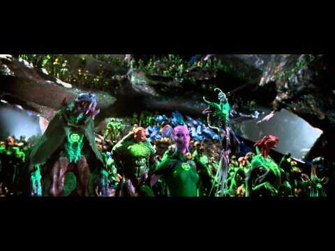 Green Lantern - 3D Trailer