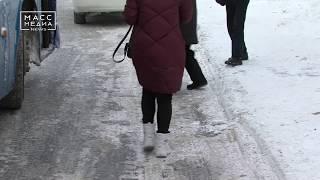 Недостатки снегоочистки Петропавловска | Новости сегодня | Происшествия | Масс Медиа