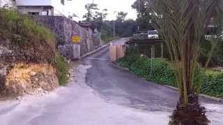 preview picture of video 'Residential Land next to Aszi Homestay, Taman Sedia, Tanah Rata, Cameron Highlands - part 1'