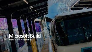 Microsoft Build 2018 // Technology Keynote - Video Youtube
