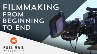 Filmmaking From Beginning To End: Preproduction To Production
