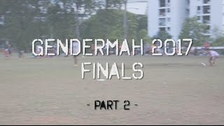 GenderMah 2017 Open Finals - Crackerjacks Chill vs Crackerjacks Clutch [Full Game Part 2]