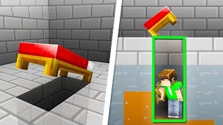 7 Ways to Escape from Minecraft PRISON!