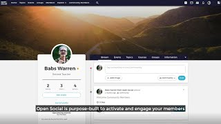 Open Social video