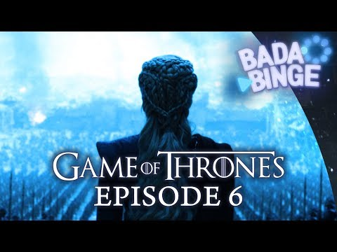 The Iron Throne: Game of Thrones Staffel 8 Episode 6 Review | Bada Binge Spezial #06