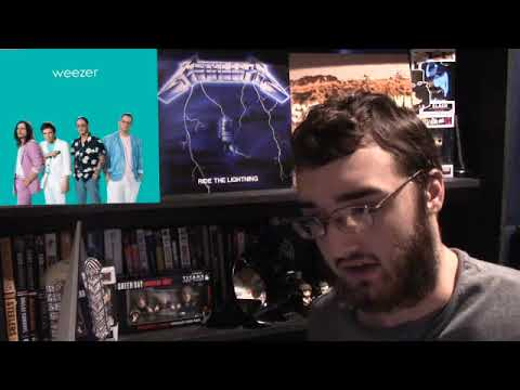 Weezer The Teal Album (Covers Album) Review