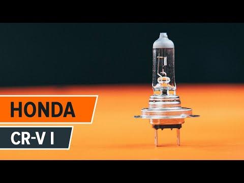 Wie Honda CR-V Scheinwerfer Lampe wechseln TUTORIAL | AUTODOC