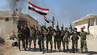 القرية الوحيدة التي لم تسقط بيد المسلحين في ريف حلب الغربي