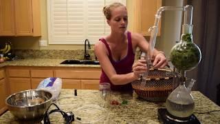 How To Make  Essential Oils!