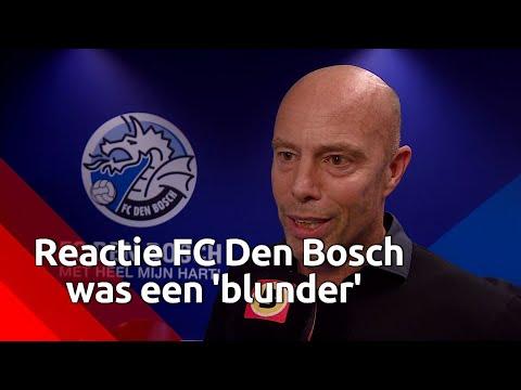 FC Den Bosch meldt maandag dat ze zondag 'de plank volledig mis heeft geslagen' met de te snel ge...