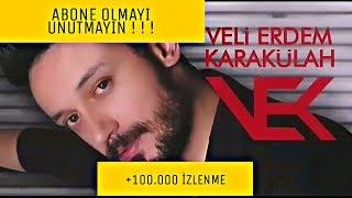 Veli Erdem Karakülah - Ne Olur Ayrılık İsteme Benden 2018 Album