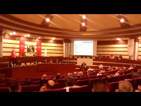 ATSO Meclisi'nde Antalya değerlendirmesi