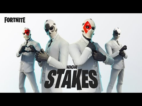 Fortnite Presents: High Stakes Comes with New Getaway LTM