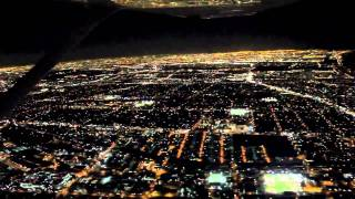 Los Angeles Scenic Night-Flight