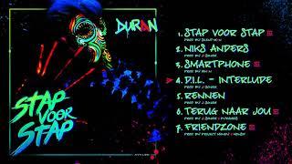 Duran - Stap Voor Stap (EP Sampler) - 20 oktober 2017 online