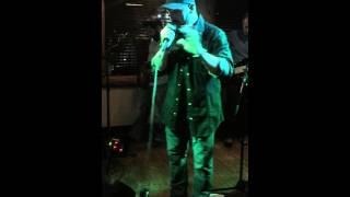 "10/27/15 - Chris Hawkey ""Dig Down"" - Maple Grove Tavern, MN"