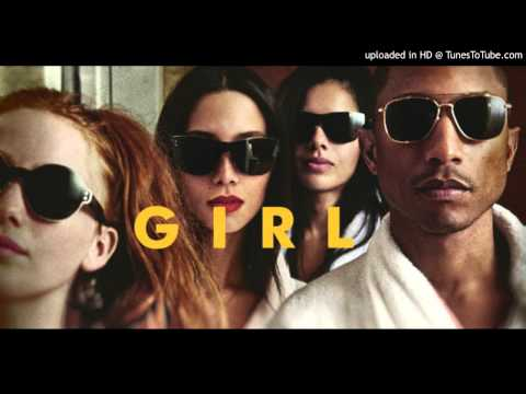 Pharrell ft Daft Punk - Gust Of Wind (HQ)
