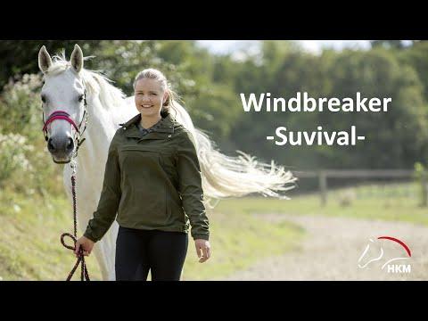 Windbreaker HKM Survival