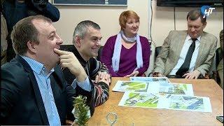 Первая российско-белорусская мастерская журналистов начала работу в Великом Новгороде