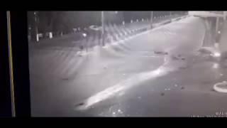 Страшное ДТП с участие автомобиля УБДД в Ташкенте: есть жертвы