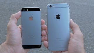 iPhone 6 vs iPhone 5s: Comparison (4K)
