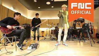 FT ISLAND, FTISLAND-MADLY Live Band Practice