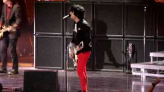 Green Day - Song of the Century / 21st Century Breakdown live in Hannover