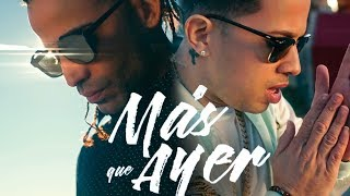 Mas Que Ayer - Arcangel feat. De La Ghetto (Video)