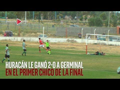 Huracán derrotó a Germinal 2-0