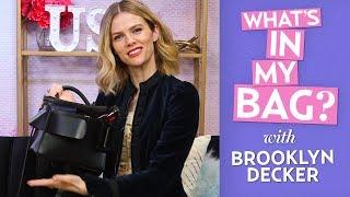 Brooklyn Decker Whats In My Bag?